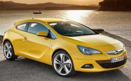 Opel Astra GTC в тюнинге JMS