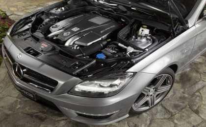 Mercedes рассекретил CLS 63 AMG Shooting Brake