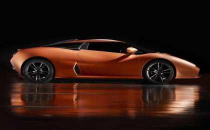 Lamborghini Gallardo LP570-4 превратили в Lamborghini 5-95 Zagato