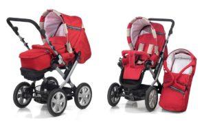 Выбор коляски для ребенка